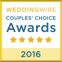 Please Rate Us at WeddingWire!